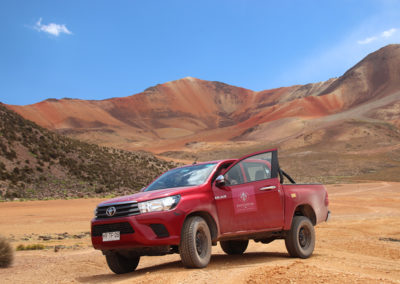 Altiplano et Suriplaza